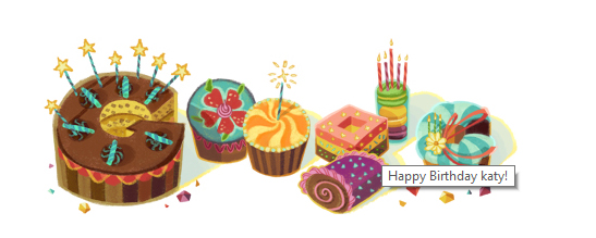 happy birthday from google rottenotter rotten otter blog