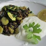 ©Pilaw mit Dicken Bohnen und Zucchini