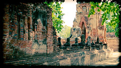 2014-06-05 Thailand Day 14, Wat Maha That, Ayutthaya