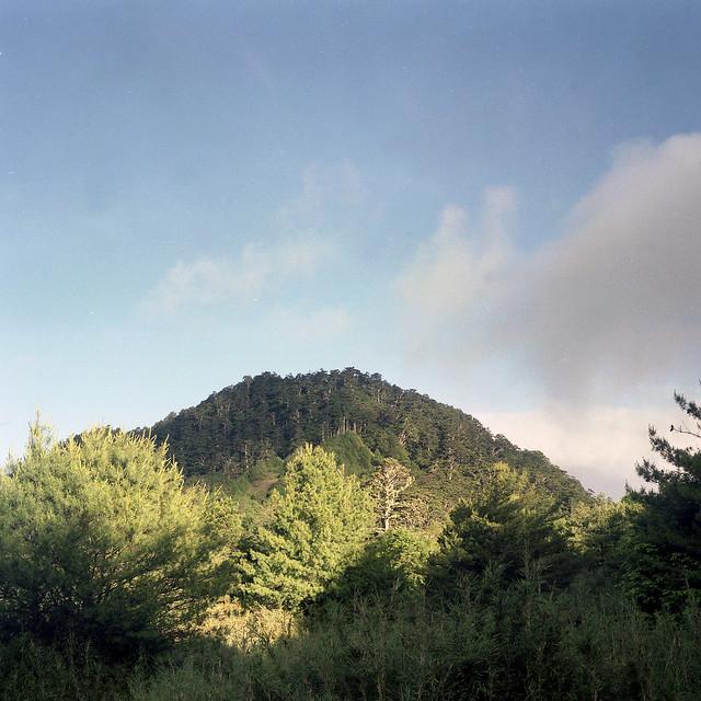 白姑東南峰