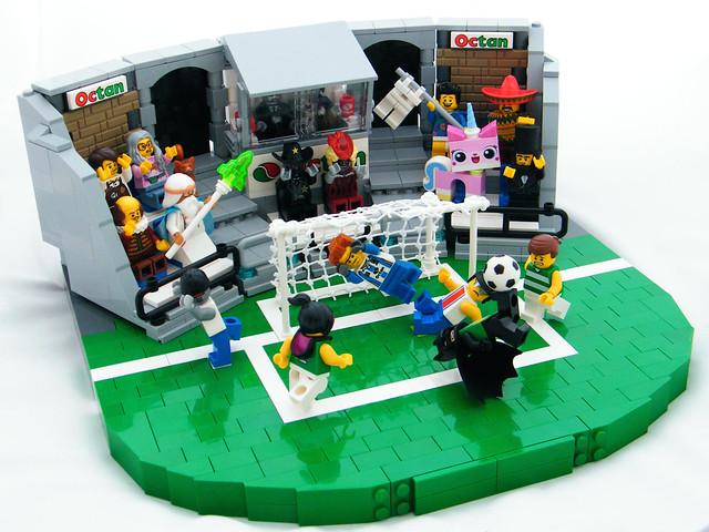 Lego Friend Cup Cake Jouet Club