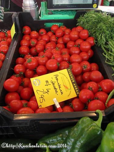 ©Reife Tomaten der Wurzelgemeinschaft