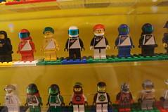 Lego Classic Minifigures History @ Sun yen Long Centre