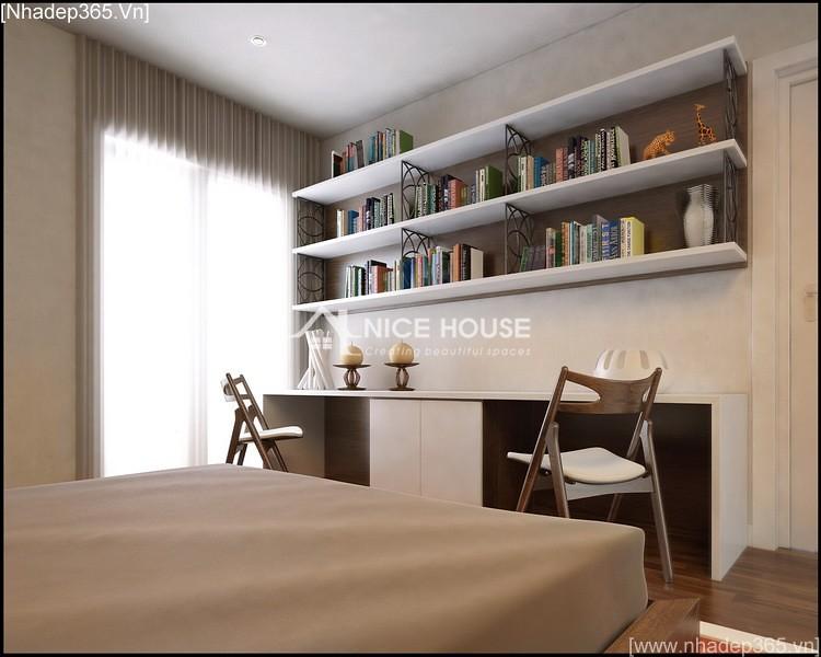 Thiết kế nội thất chung cư CT2_4