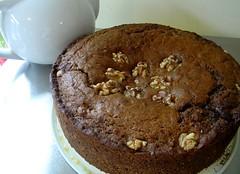 Vegan Tennessee Jam Cake