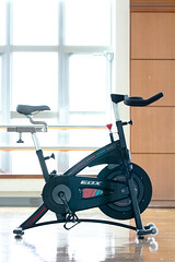 floor, exercise machine, exercise equipment, room,
