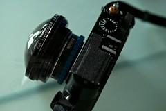 Nikkor 8mm Fisheye Lens On Leica M (Type 240) Test