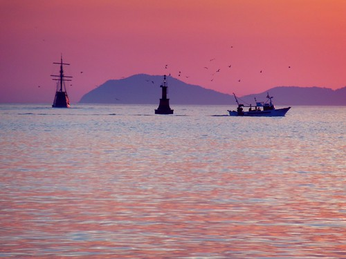sunset de soleil coucher cavtat croatie hrvatska dalmatia dalmatie flickraward flickraward5