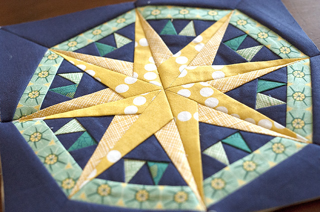 Mariner's Compass FI