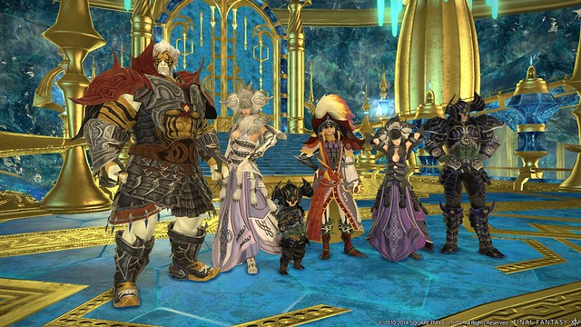 Final Fantasy XIV Patch 2.3
