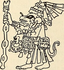 """Image from page 735 of """"Mexican and Central American antiquities, calendar systems, and history;"""" (1904)"""