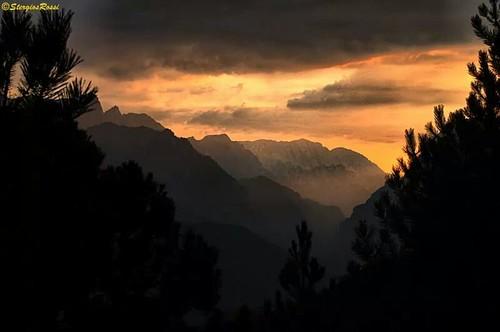 sunset mountains nature greece ηλιοβασίλεμα epirus ελλάδα φύση pades βουνά ήπειροσ πάδεσ ηπειρώτικα pádes