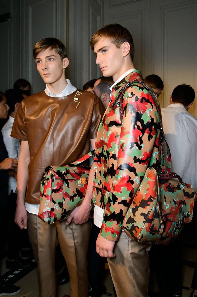 SS15 Paris Valentino488_Boris @ M Management, Ben Allen(fashionising.com)