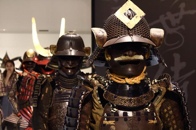 Armures de Samouraï