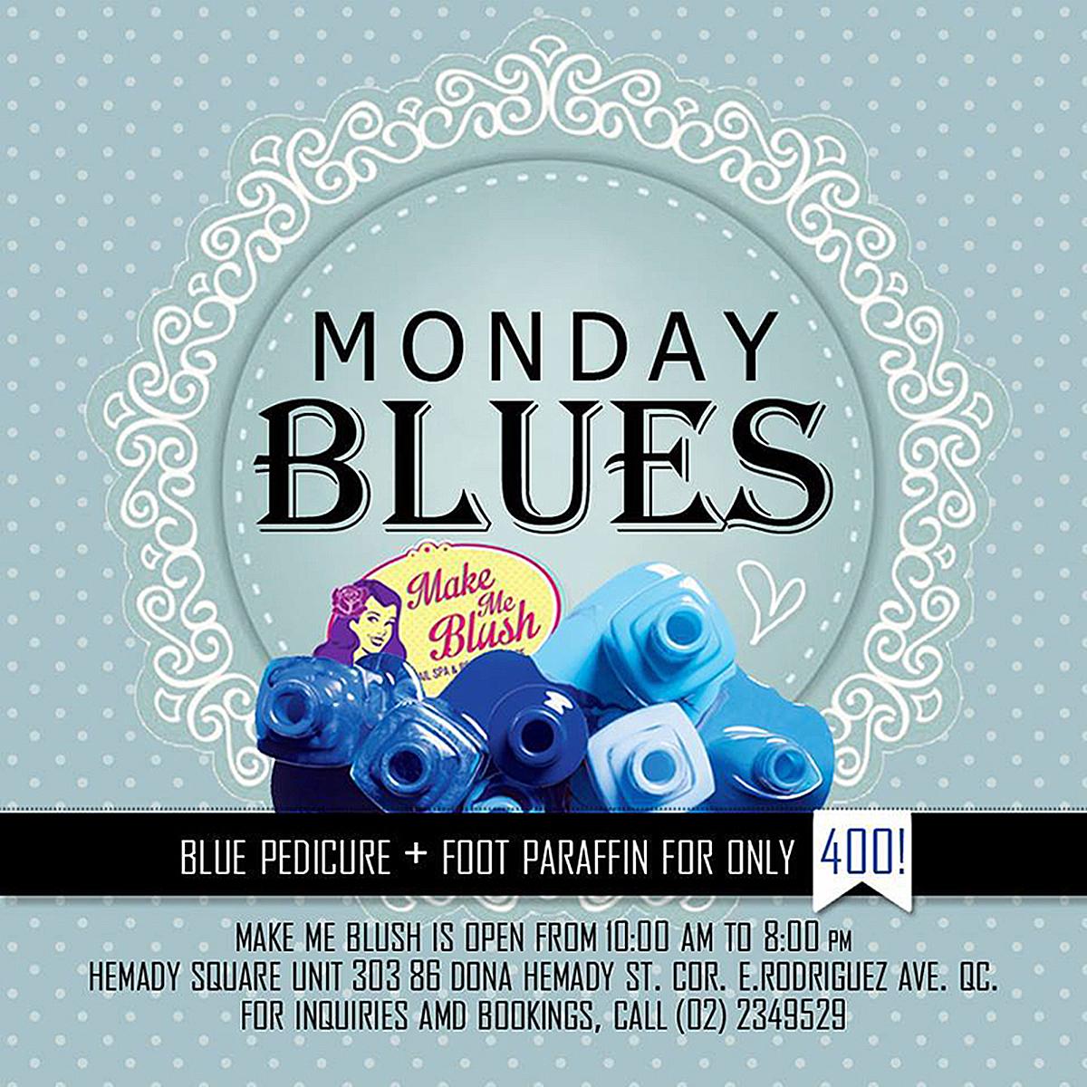 Trice Nagusara Monday Blues