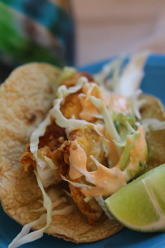 Tacos de Pescado #3