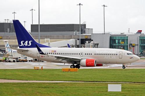 B737 - Boeing 737-7AK(BBJ)
