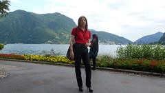 Lugano - The lake