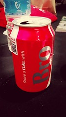 Share a Coke with Bro... Food And Beverages London at Barbican Centre