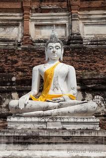 Ayutthaya - Wat Chaya Mongkhon