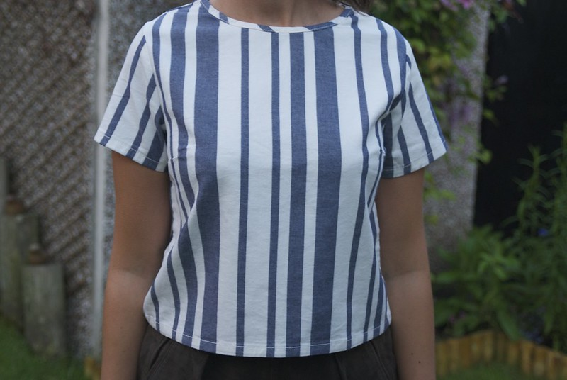 topshop-sale-striped-top