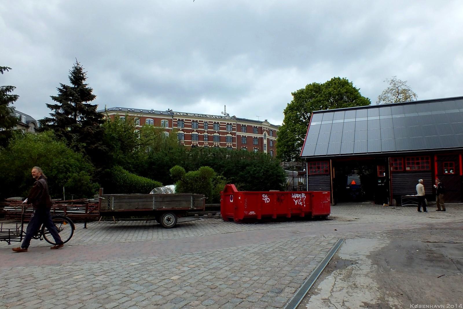 Christiania, København, Denamrk