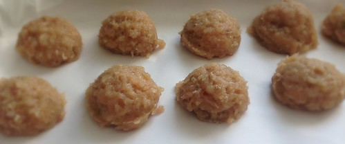 Hot Chicken Meatballs