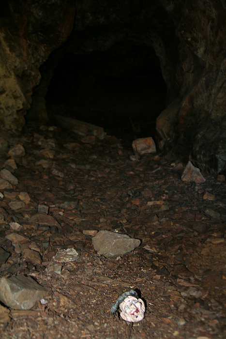 Black Mountain Mine