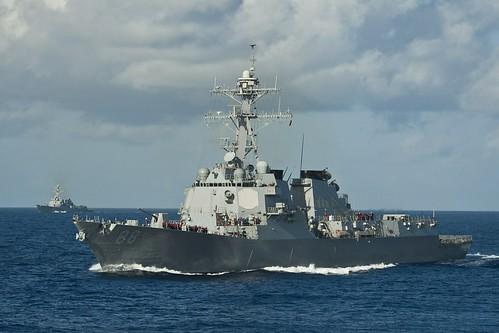 Hawaii to Welcome USS Preble and USS John Paul Jones