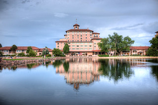 The Broadmoor Reflection