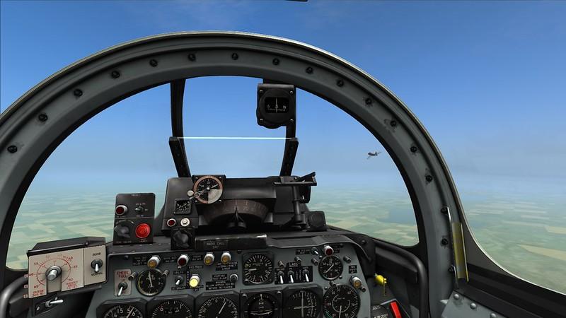 Review : F-86F35 Module for DCS By Belsimtek | My Virtual Hangar