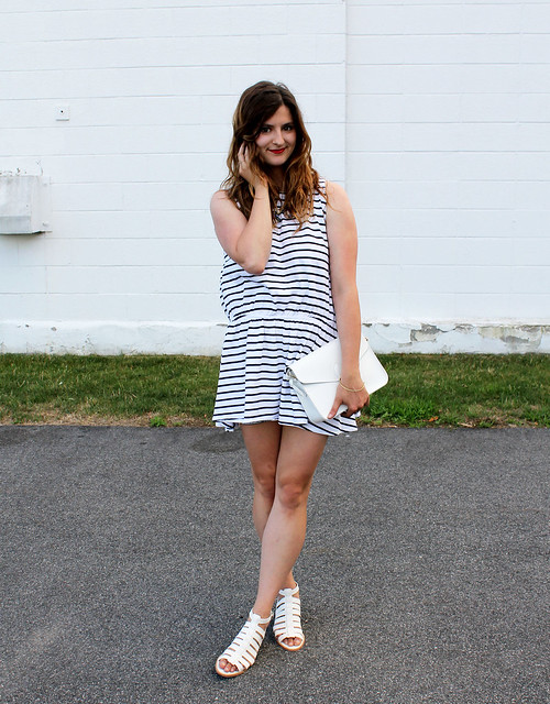 Striped Dress 2