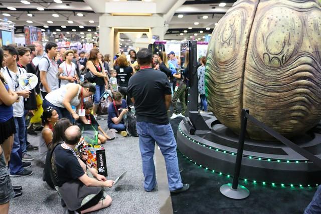 Virtual experiences at San Diego Comic-Con 2014
