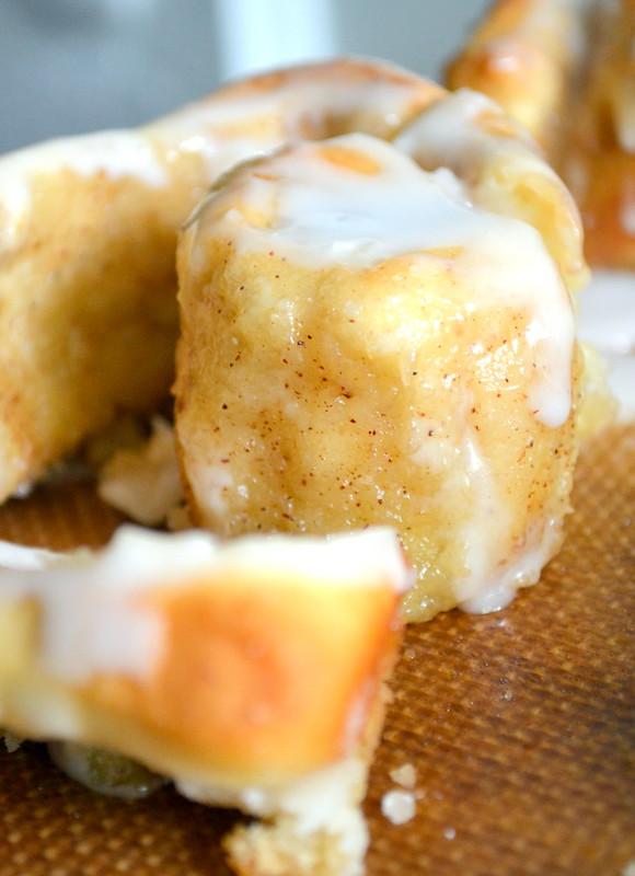 easy to make cinnamon rolls
