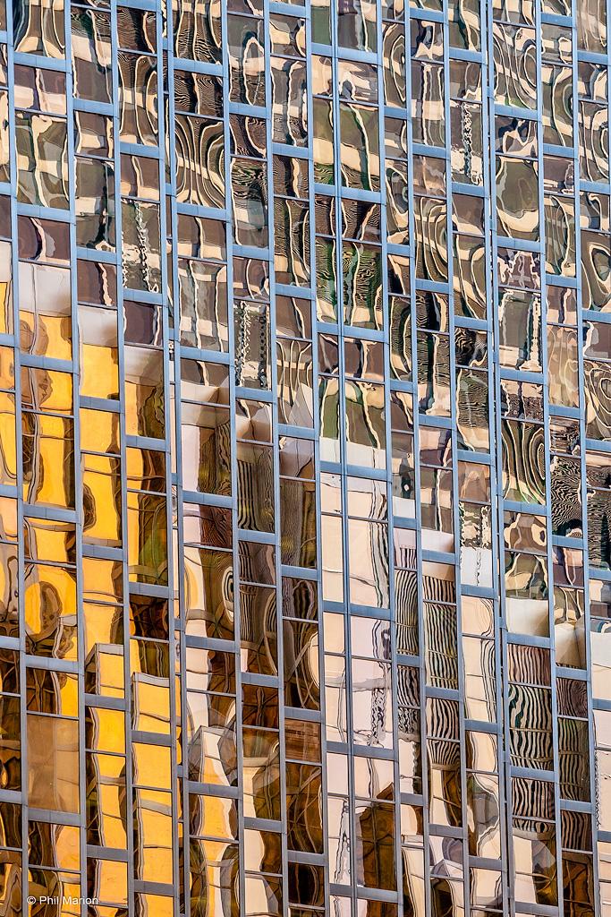 Royal Bank Plaza reflection - Toronto