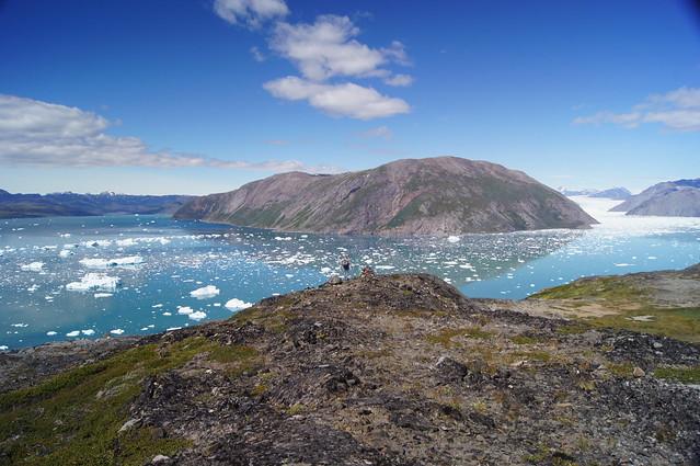 Vestgronland, Groenlandia.