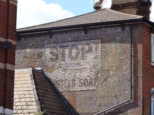 108 - Ghost sign
