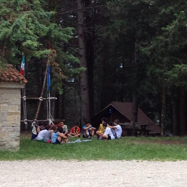 Cerchio #agesci #fo10 #forli10 #camposcouts #scouts