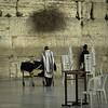Prayers At Israel's Western Wall