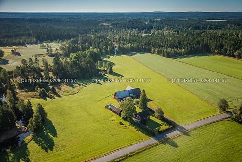 sverige jönköping swe flygfoto forsheda fänestad blankebo