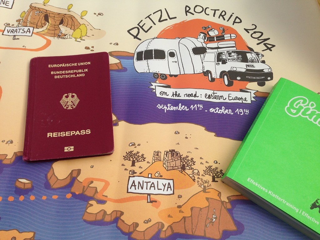 Petzl RocTrip 2014
