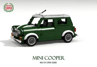 Mini Cooper (Mk VII) - 1994