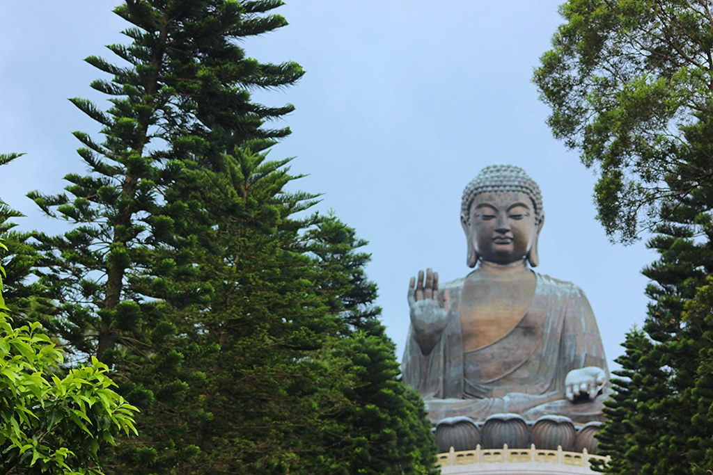 Big Buddha - Lantau Island - Hong Kong