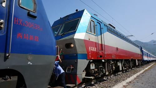 北宝成线是中国铁道最美景观线之一。