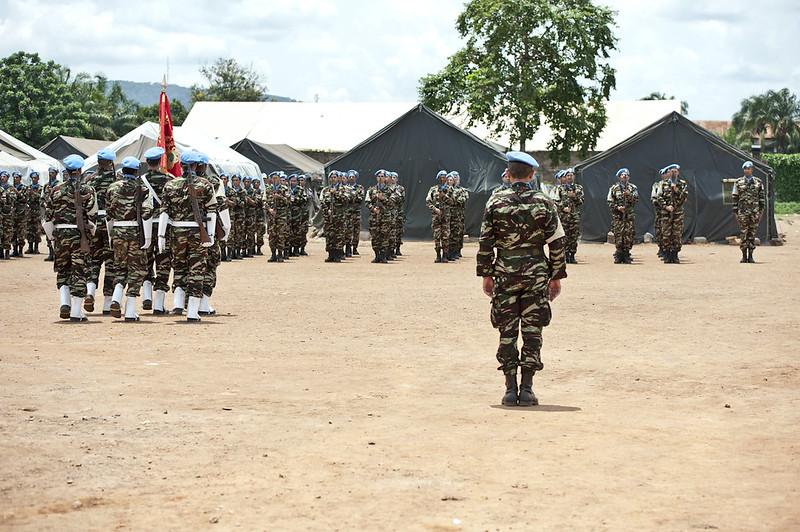 Maintien de la paix dans le monde - Les FAR en République Centrafricaine - RCA (MINUSCA) - Page 2 14865445289_bc04b0be15_c