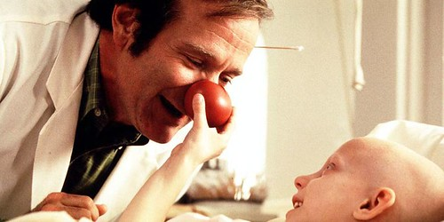 Robin Williams i Patch Adams