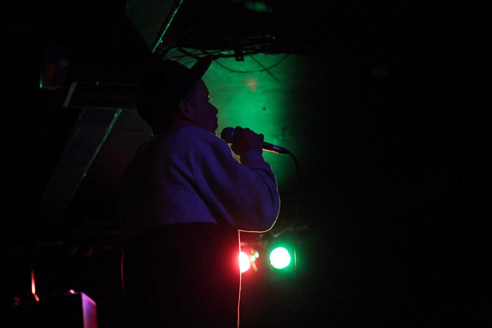 mistah fire @ Exchange, Bristol 08/08/14
