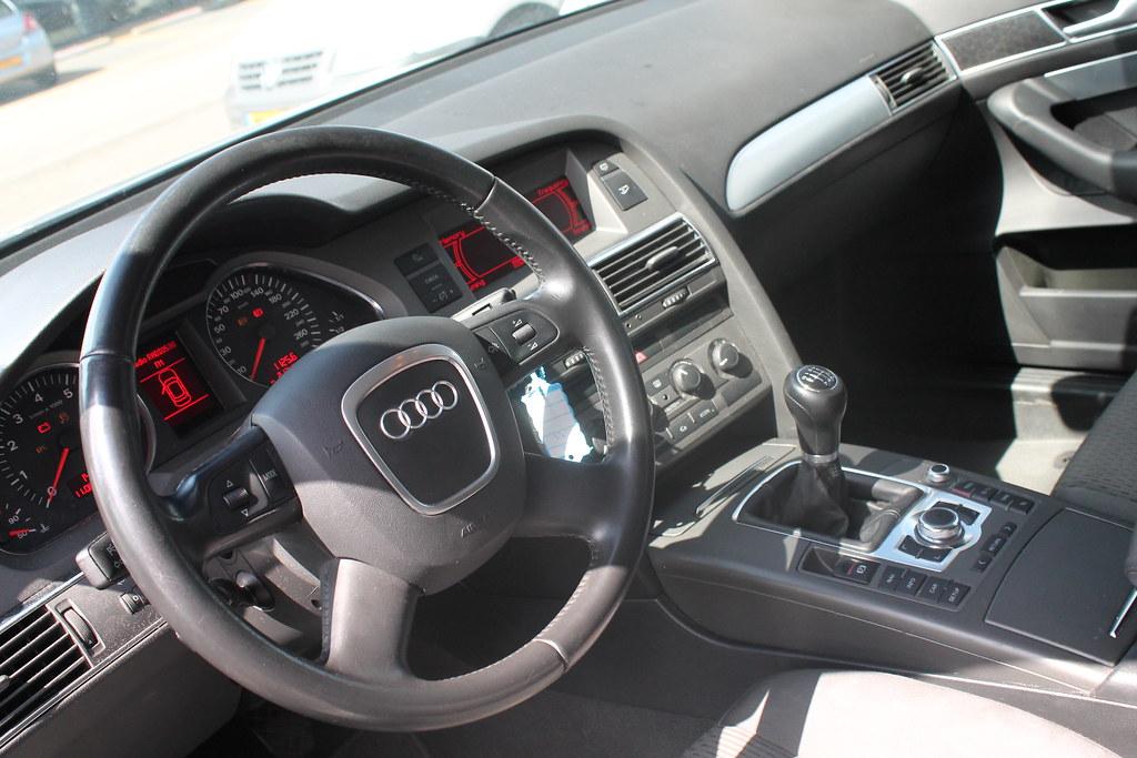 Foto Audi A6 3.2 FSI Navigatie