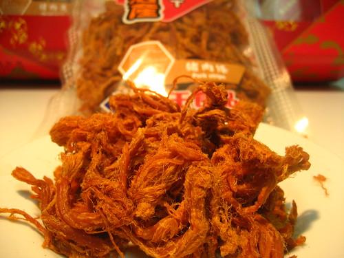 高雄唯王食品伴手禮-肉品禮盒-豬肉條(絲) (4)