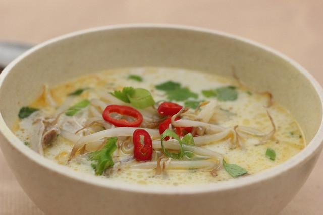 mijn Thaise kippensoep